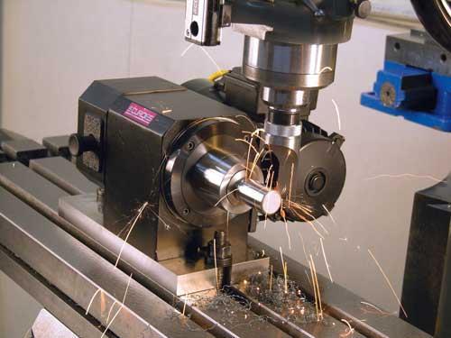 Cắt gọt kim loại CNC tốt