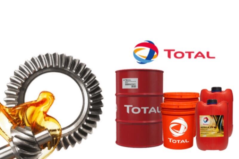 dầu cắt gọt kim loại Total
