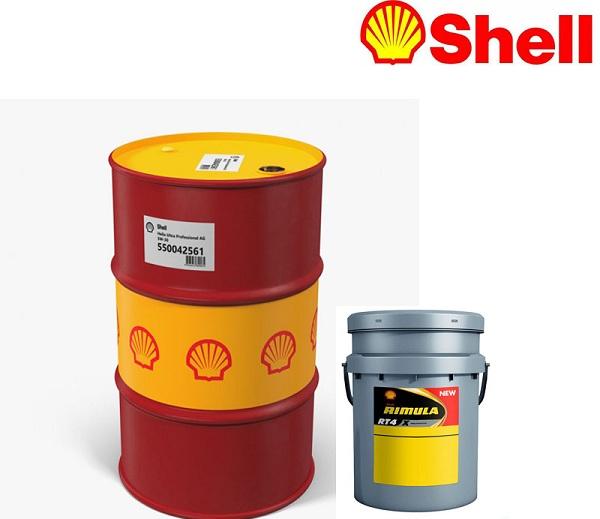 Dầu nhớt Shell cho gia công kim loại