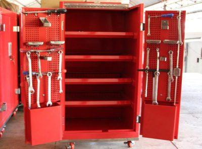 Tủ sắt đựng dụng cụ cơ khí sản phẩm không thể thiếu trong cơ khí
